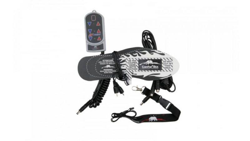 Kit X-Treme Conforteck avec semelles chauffantes